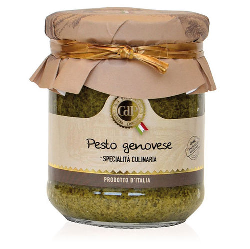 Pesto genoves - Basilikumsauce, 175 ml