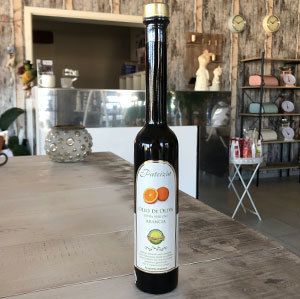 Olio di oliva Arancia - Olivenöl Orange - 100 ml